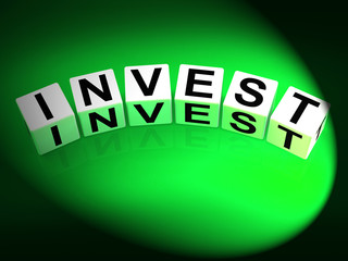 Invest Dice Refer to Investing Loaning or Endowing