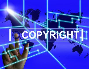 Copyright Screen Means International Patented Intellectual Prope