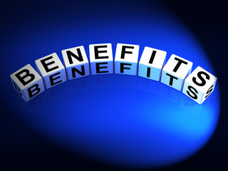 Benefits Dice Mean Perks Awards and Merits