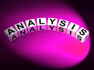 Analysis Dice Represent Research Scrutiny Reasoning and Analytic