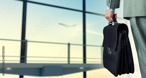 Foto op Plexiglas Luchthaven Business travel