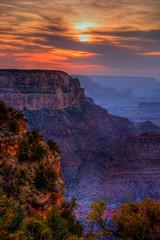 Sunset Grand Canyon Arizona