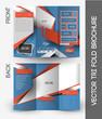 Fitness Center Tri-Fold Brochure Design