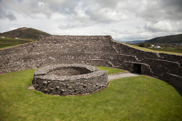 ancient ring fort of Cahergal
