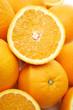 Oranges Pile