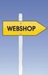 panneau webshop