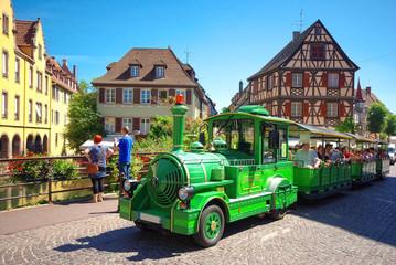 Train Touristique de Colmar