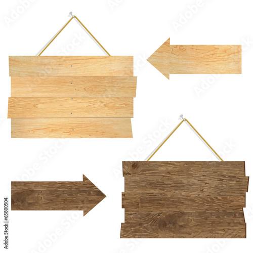 Fototapeta Wood Boards