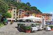 Leinwandbild Motiv Portofino