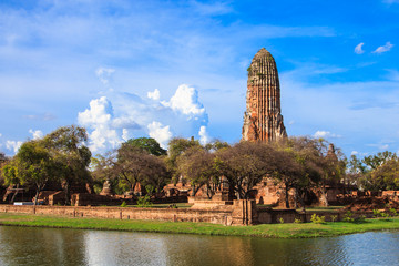 Pagoda in Ayutthaya