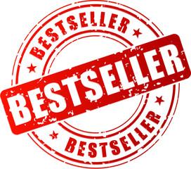 Vector bestseller stamp