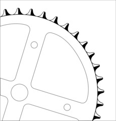 Bicycle Gear Teeth