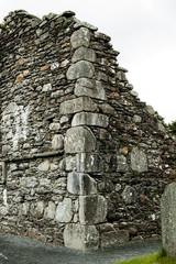 Kirchenruine in Glendalough, Irland