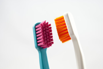Closeup Toothbrush
