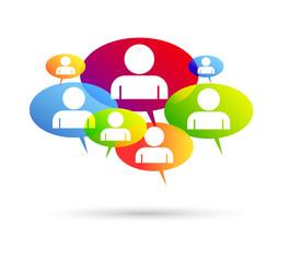 discussione, dialogo