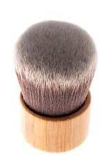 Kabuki brush isolated