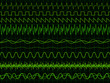Oscilloscope Waves - 65815353