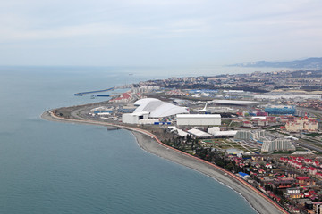 Embankment Sochi, Russia