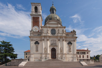 Sanctuary of Mother Mary in Monte Berico Vicenza