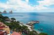 Marina Piccola on Capri Island, Italy