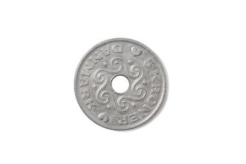 Danish Coins, 5 Krone