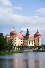Schloss Moritzburg, Sachsen, Deutschland