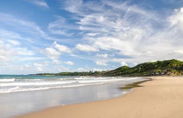 Beach of Baia Formosa, Bahia (Brazil)