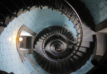 Wendeltreppe - spiral staircase