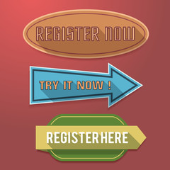 Register Now Label