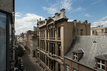 A street in Antwerp