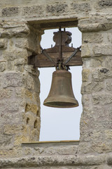 Bell at Erice, Italy