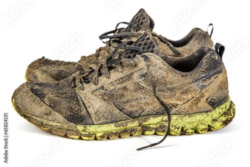 Dirty sneakers - 65824331