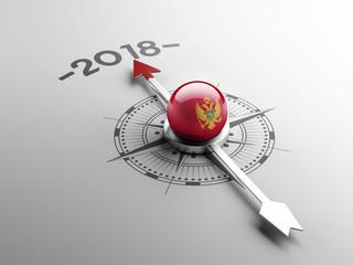 Montenegro. 2018 Concept