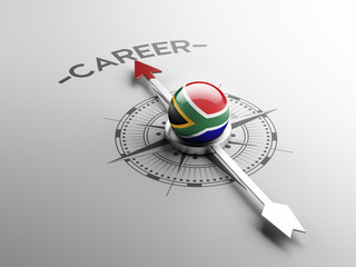 South Africa Career Concept
