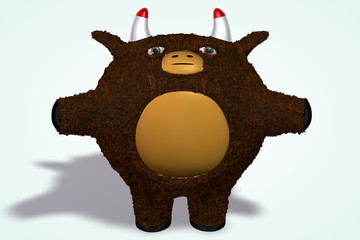 Wooly Cow