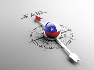 Chile Fair Concept