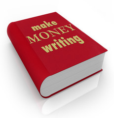 Make Money Writing Book Cover Title Earn Professional Author