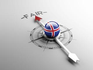 Iceland Fair Concept
