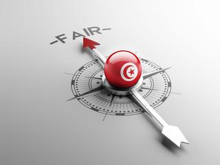 Tunisia Fair Concept