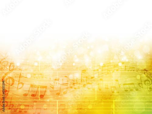 音符 楽譜 音楽 - 65835394