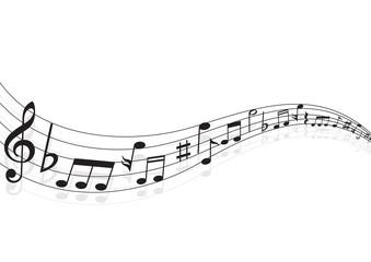 音符 楽譜 音楽
