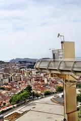 Ascensore panoramico città di Cagliari