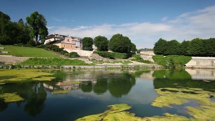 The Rococo Chateau in Nove Hrady