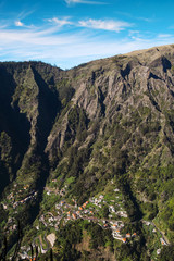 Madeira Mountains, Valley of the Nuns, Curral das Freiras