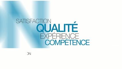 Qualité satisfaction garantie compétence nuage de mots