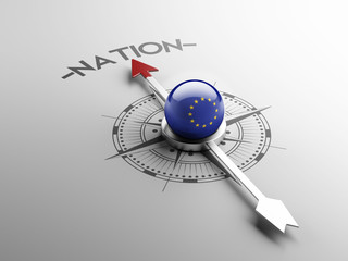 European Union Nation Concept