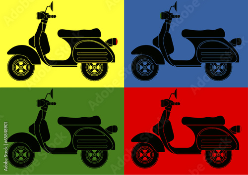 Scooter - 65848901