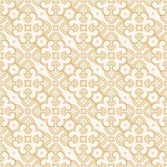vintage yellow pattern