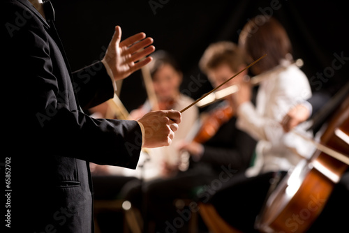 String orchestra performance - 65852702