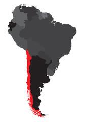 latin america chile